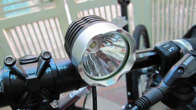 đèn xe đạp xml-t6