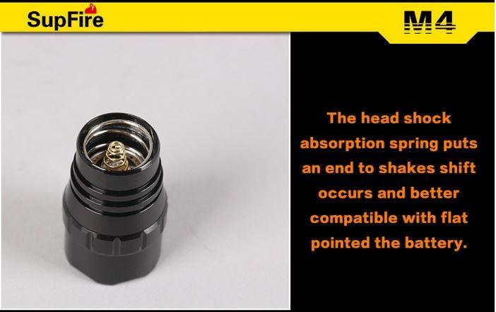 den-pin-supfire-m4-anti-shock